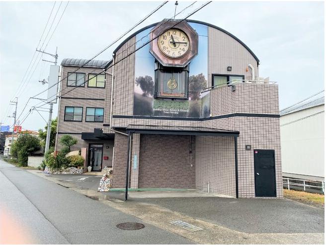 外観 ウィズ・ユー松山土居田